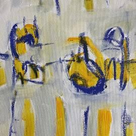 Balancing Equation in Yellow by MC Mintz