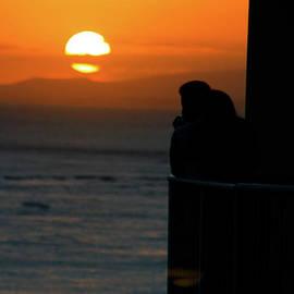 Balcony Love by Mary Mikawoz