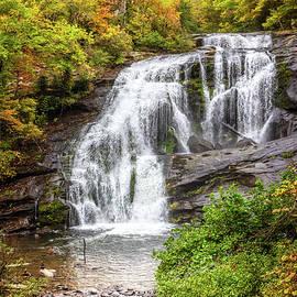 Bald River Falls Reflections by Debra and Dave Vanderlaan