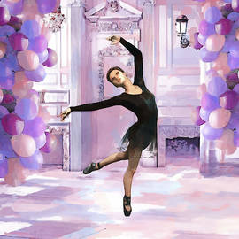 Ballerina Command Performance 1 - DWP2821503 by Dean Wittle
