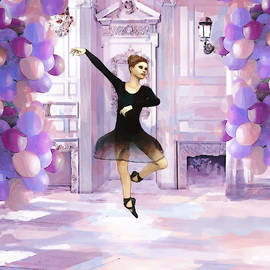 Ballerina Command Performance 2 - DWP2895808 by Dean Wittle