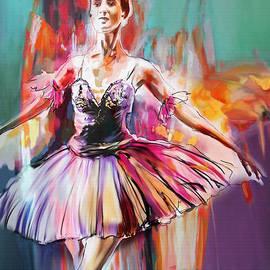 Ballerina dance 2302 by Gull G