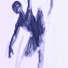 Ballerina Dreams by Steve K