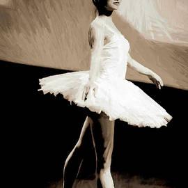 Ballerina - DWP1437990 by Dean Wittle