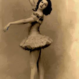 Ballerina - DWP1614928 by Dean Wittle