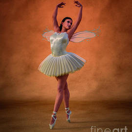 Ballerina Princess. by LeBlanc Studio
