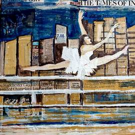Ballet-3 by Anand Swaroop Manchiraju