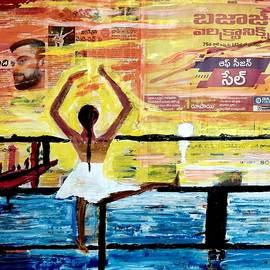 Ballet-5 by Anand Swaroop Manchiraju
