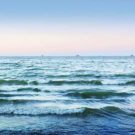 Baltic Sea in June by Slawek Aniol