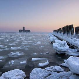 Baltic Winter by Artur Szczeszek