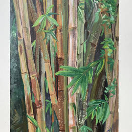 Bamboo Secrets by Pat Griffith