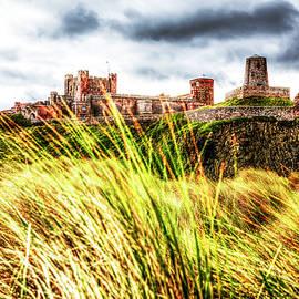 Bamburgh Castle, Northumberland, UK by Paul Thompson