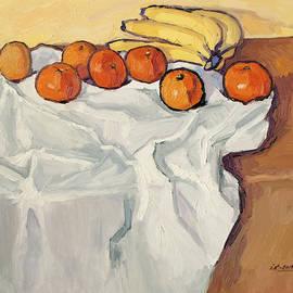 Bananas and Tangerines by Ivan Kolisnyk