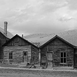 Bannack - A Territorial Capital by Whispering Peaks Photography