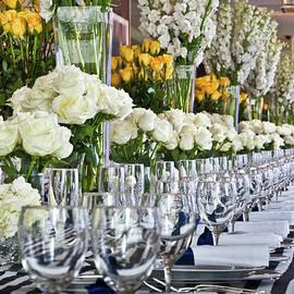 Banquet Table set 001