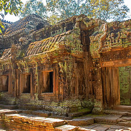 Banteay Kdei Temple in the Midday Sun by Brian Shaw