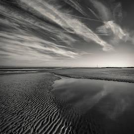 Barkby Beach by Dave Bowman