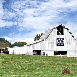 Barn Quilt - Mooresville Tennessee by John Trommer