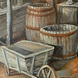 Barn Treasure by Alan Lakin