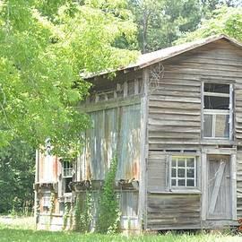 Barn Yesterday by Nancy Peele