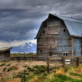 Barnes Barn by Michael Morse