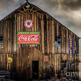 Barnyard by Mitch Shindelbower
