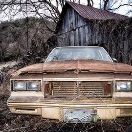 Barnyard Rust by Jim Love
