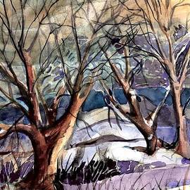 Barren Woods by Mindy Newman