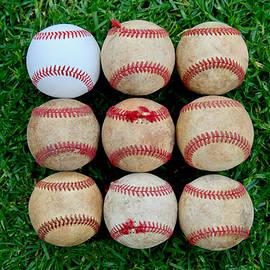 Baseball Rookie - Pitcher by Joe Vella
