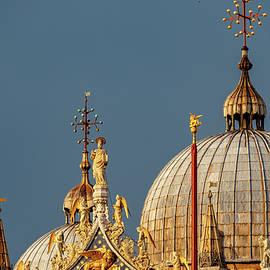 Basilica di San Marco, Venice by Andrew Cottrill