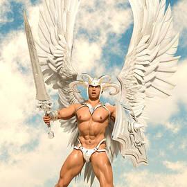 Battle Angel 1 by Barroa Artworks
