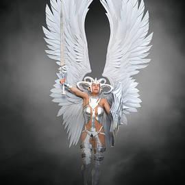 Battle Angel Fantasy 6 by Barroa Artworks