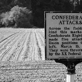 Battle of Bentonville - Fields of Memory by Matt Richardson