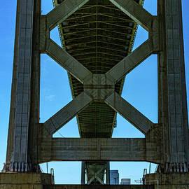 Bay Bridge by Bill Gallagher