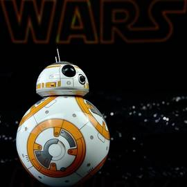 BB8 from Star Wars by Neil R Finlay