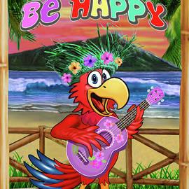 Be Happy by Glenn Holbrook