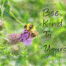 Be kind to yourself by Tony Hulme