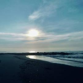 Beach Blues by Arlane Crump