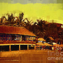 Beach Cantina by Kirt Tisdale