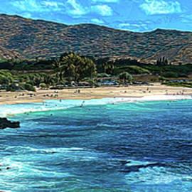 Beach Daydreams by Maria Keady