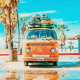 Beach Fun by Teresa Trotter