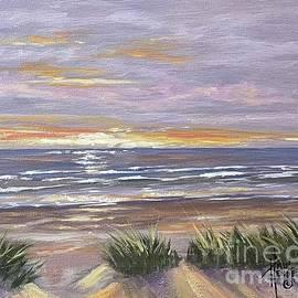 Beach Glow I by Paul Henderson