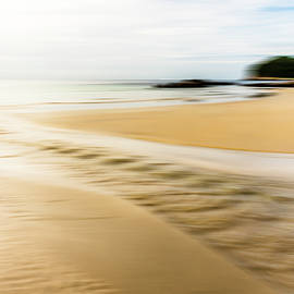 Beach Impressions by Lucy Brown