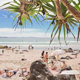 Beach Lovers by Az Jackson