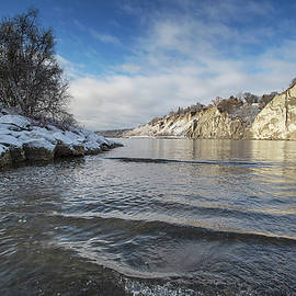 Beach View - Scarborough Bluffs - Ontario by Spencer Bush
