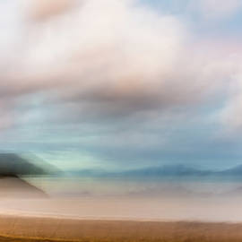 Beachside Dusk by Lucy Brown