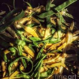 Beans by Miriam Danar