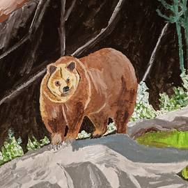 Bear by Nandini Suresh
