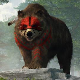 Bear Warrior by Daniel Eskridge