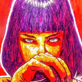Beatrix Kiddo by Pop Art World